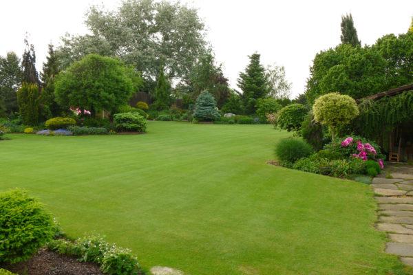 Ukázková zahrada 3500 m²
